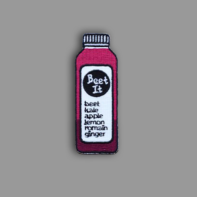 Juice Patch Sticker
