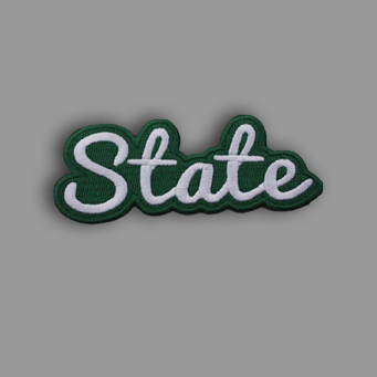 Michigan State Patch Sticker