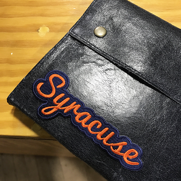 Syracuse Patch Sticker