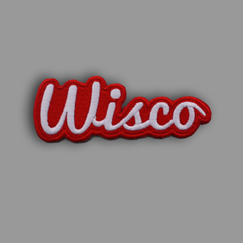 Wisconsin Patch Sticker