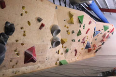 Midwest Climbing Academy Bouldering Wall