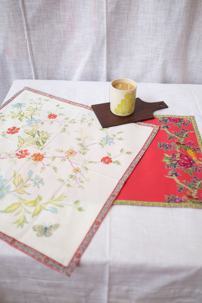Corsica Country Cloth Napkins, Table - Shop Handprint