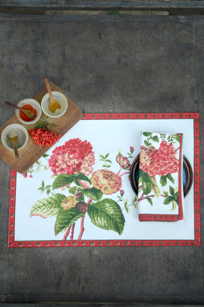 Chelsea Holly Placemats