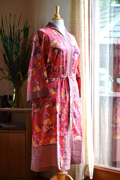 Handprint Cotton, Textiles & Kimonos from India | Sequim, WA| Pondicherri Online