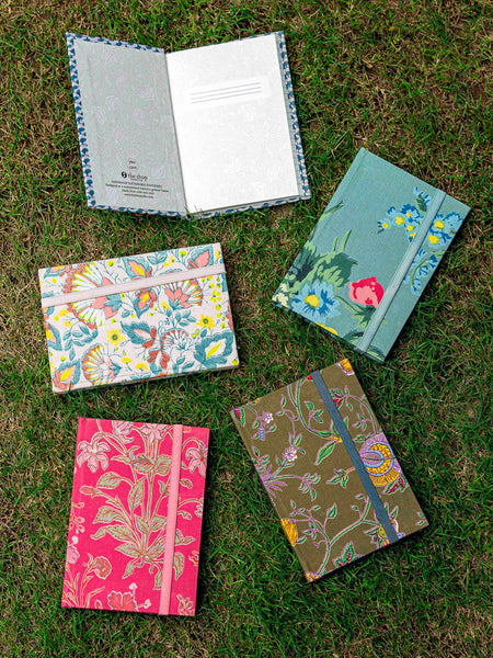 Fabric Bandy Journal, Gifting - Shop Handprint