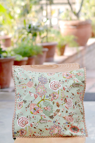 Malabar Celery Cushion Cover, pillow - Shop Handprint