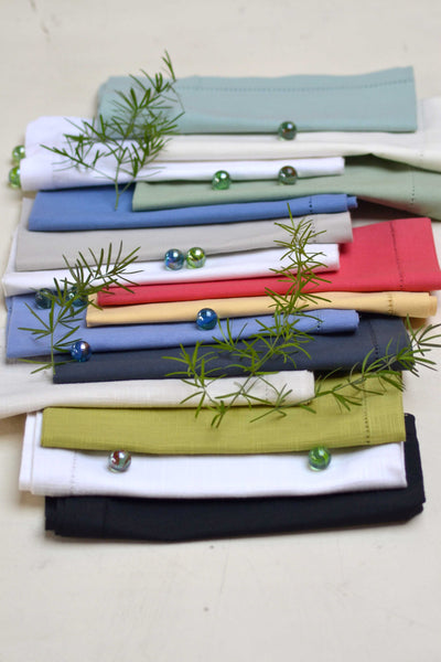 Assorted Cloth Napkins