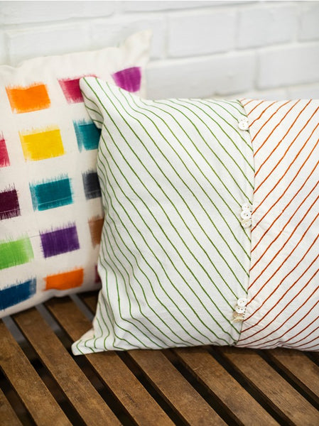 Ikat Multi Cushion Cover