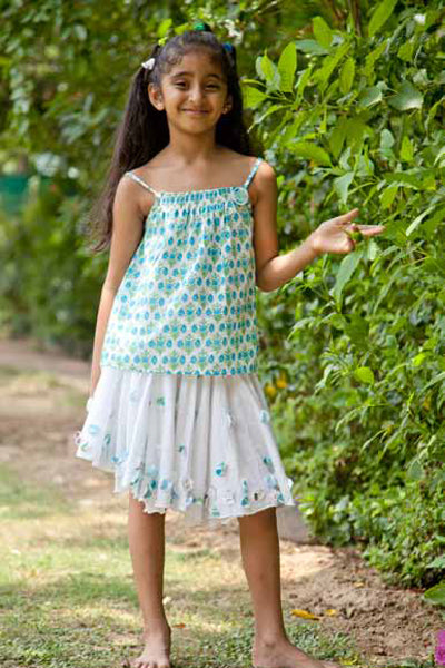 Petti Skirt Swiss Dot, Children's Wear - Shop Handprint