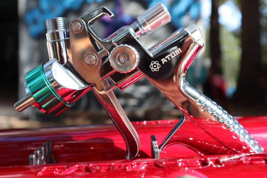 Automotive Spray Gun Selection Tips For DIY And Professionals - HVLP or LVLP Spray Guns?