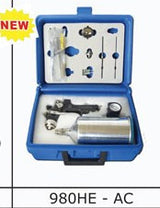 Warwick 980HE HVLP Spray Gun Kit Waterborne/Solvent (1.4 and 2.2 tip)