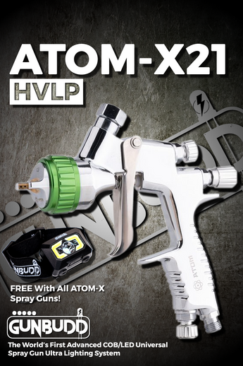 Atom X21 Air Control Assembly