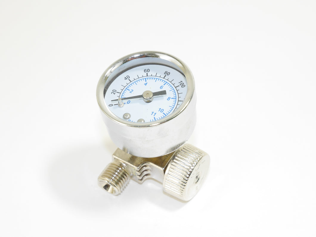 Universal Spray Gun Mini Air Regulator