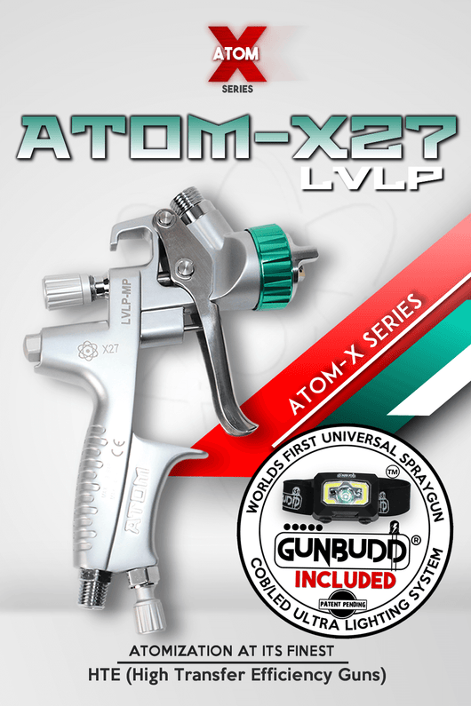 Atom X27 Air Control Assembly