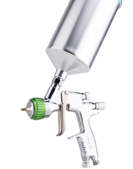 Atom X21 Professional Spray Gun Mp Lvlp Solvent Waterborne