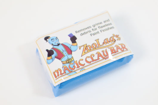 ZooLaa's Magic Clay Bar