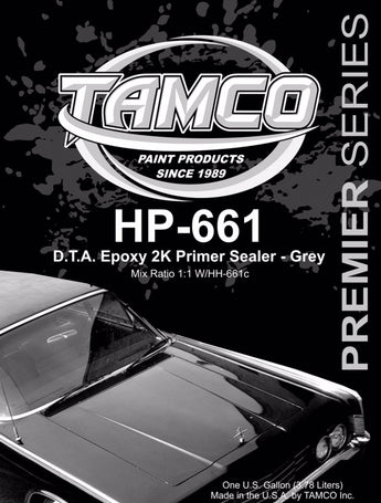 DTA 2K Epoxy 1:1 Primer - 1 Gallon Kit