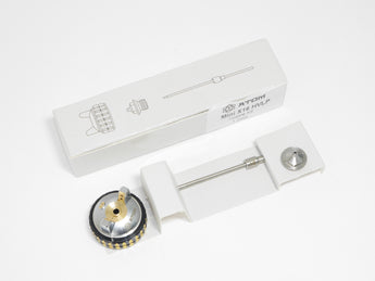1.2 Needle, Nozzle, Air Cap Set for The Atom Mini X16 Spray Gun