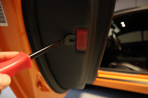 Door Panel and Clip Fastener Removal Pry Tool - Multi Use (by ZooLaa)