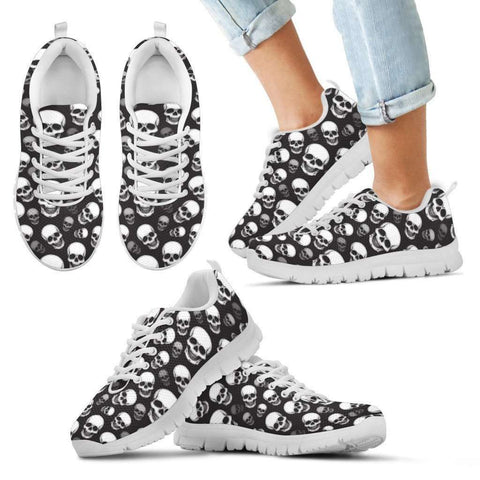 Skull Sneakers Women/Men/Kids