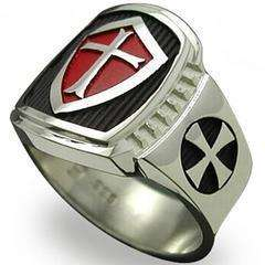 Shield Knight Templar Stainless Steel