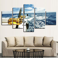 The Ultimate Catch 5PC Canvas