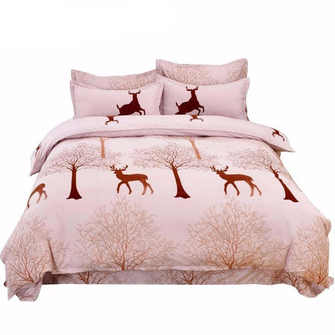 Deer Buck Bedding Set