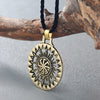 Image of Little Sun Slavic Pendant