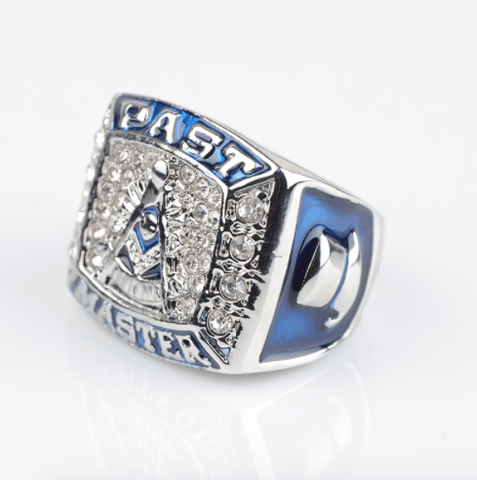 2018 Past Master Masonic Ring