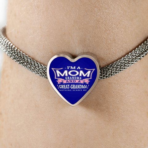 Nothing Scares Me G-Ma Necklace/Bracelet