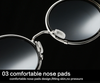 Image of Designer Steampunk Polarized Sunglasses