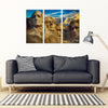 Image of Mt. Rushmore 3 Pc Canvas