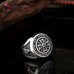 Antique Knights Templar Ring