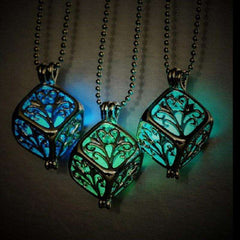 Image of Earth Spirit Glow Necklace - BUY ONE GET ONE FREE