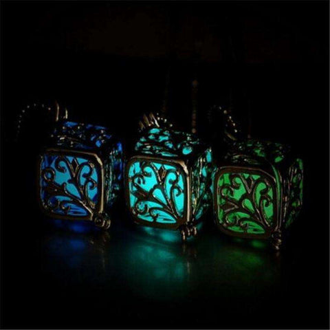 Earth Spirit Glow Necklace - BUY ONE GET ONE FREE