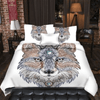 Image of Mystic Wolf Bedding Set