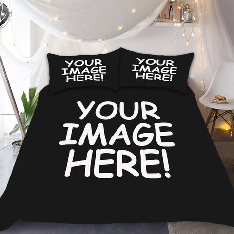Custom Duvet Bedding Set