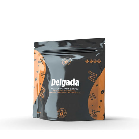 Delgada Coffee - A Sip of Luxury with Artful Flavor - Detox Cafe