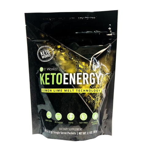 It Works Keto Energy - Detox Cafe