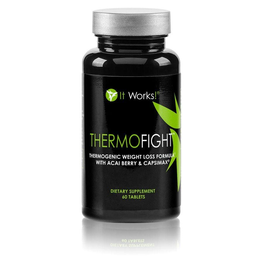 ThermoFIGHT™ - Thermogenic Weight Loss Formula† - Detox Cafe