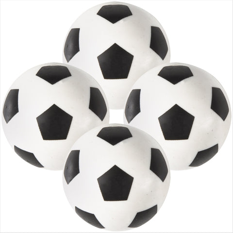 3D Soccer Bouncy Balls