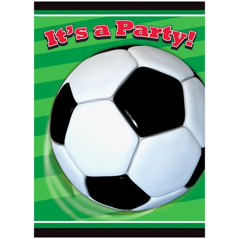 Football Party Invitations - Unique Party - Party Touches