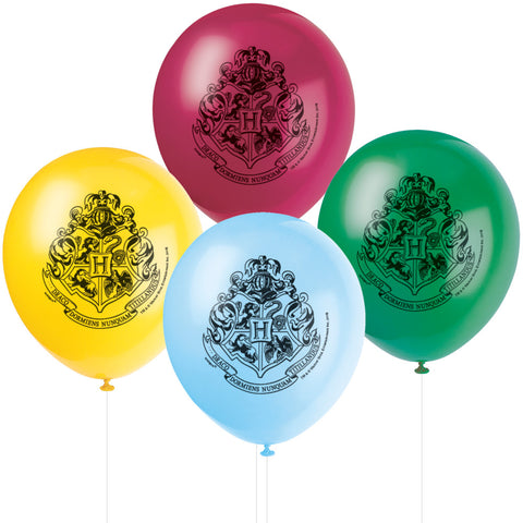 "Harry Potter 12"" Latex Balloons - Unique Party - Party Touches"