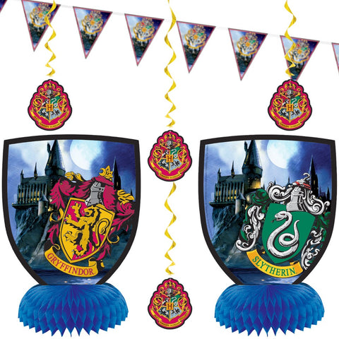 Harry Potter 7pc Decoration Kit - Unique Party - Party Touches