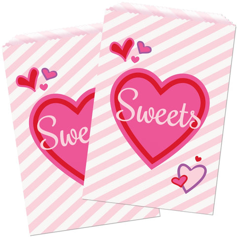 Sweet Valentine Treat Bags