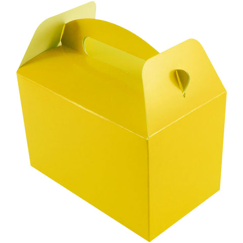 Yellow Party Box - Oaktree - Party Touches