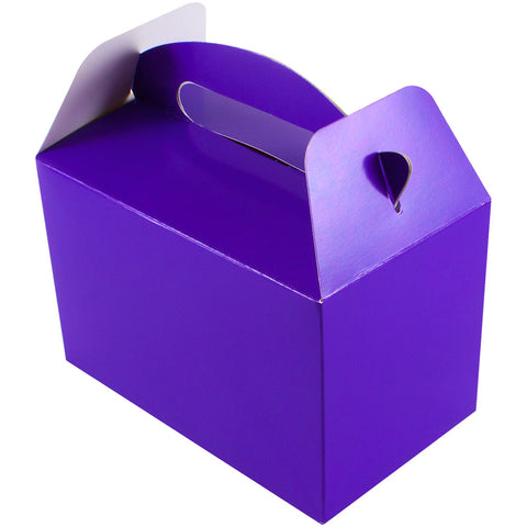 Purple Party Box - Oaktree - Party Touches