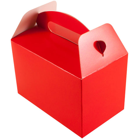 Red Party Box - Oaktree - Party Touches