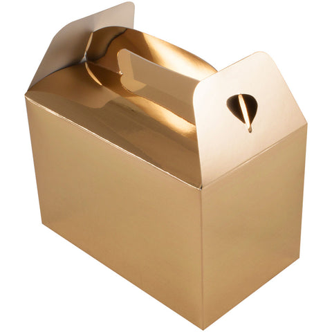 Metallic Gold Party Box - Oaktree - Party Touches