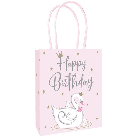 Swan Birthday Goodie Bags